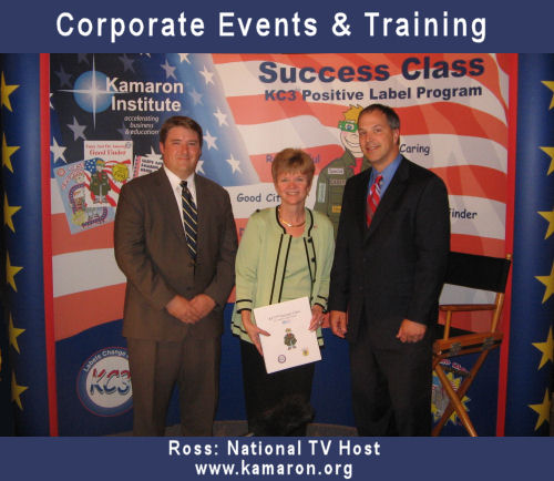 margaret ross national corporate speaker and tv host